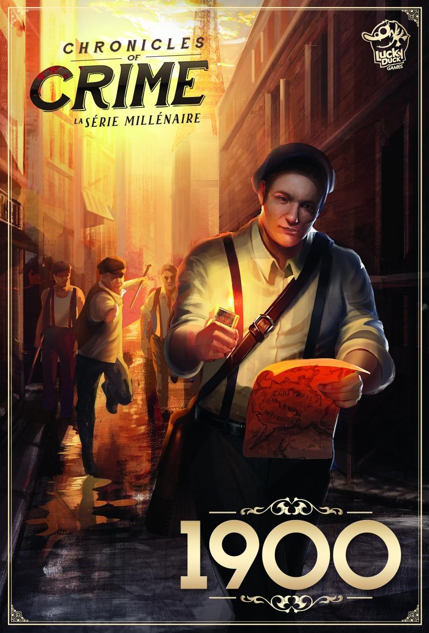 Chronicles of Crime 1900 : Scandales et crimes à la BelleEpoque