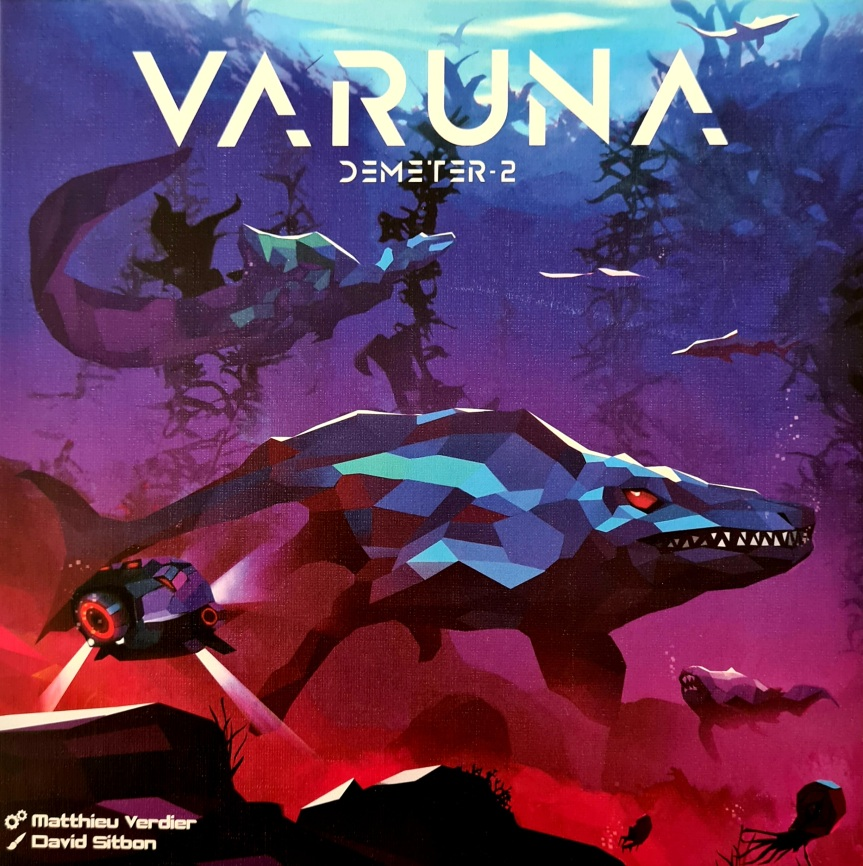 Varuna, sous l'Océan : la vie est super, mieux qu'sur Demeter, je te ledis…